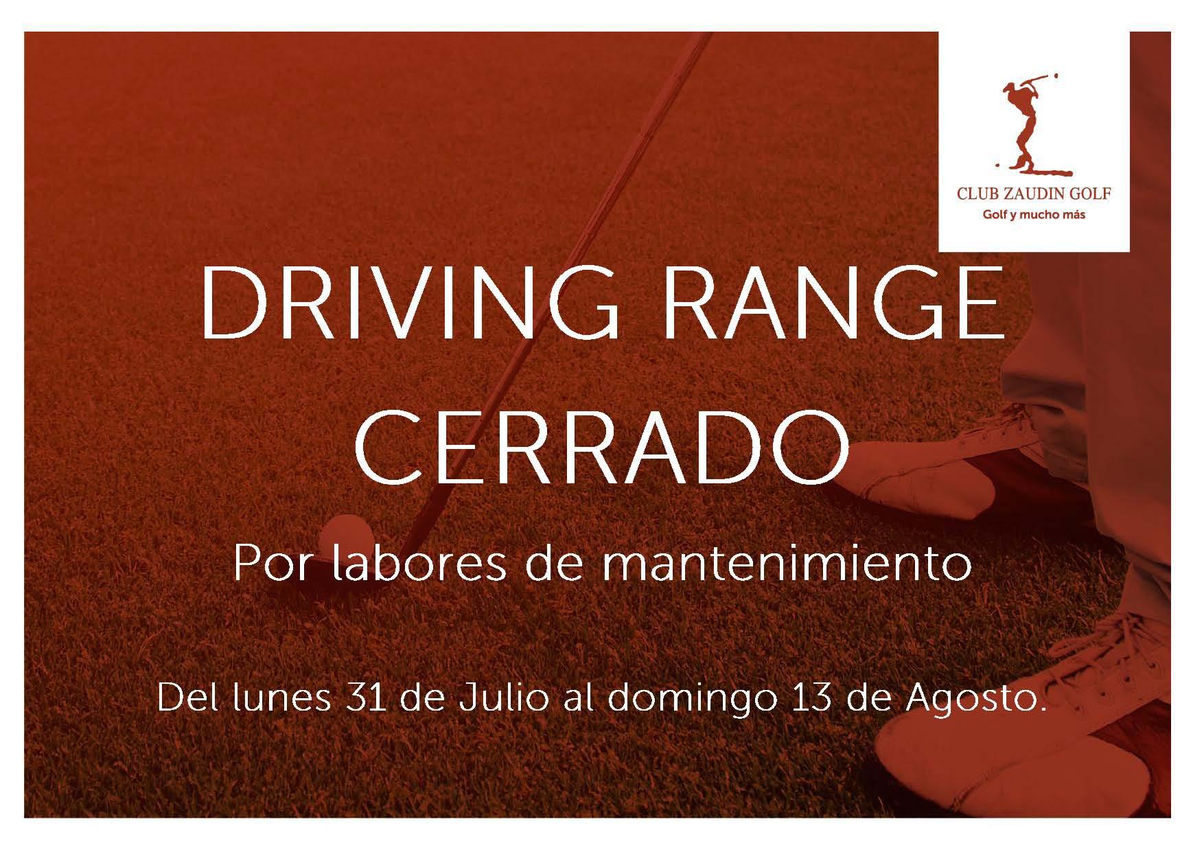 Cierre Driving Range