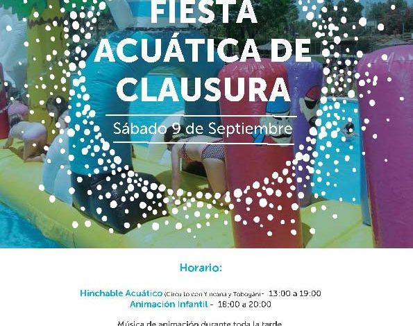 Clausura piscina 09-09-17