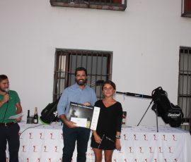 Ganador Absoluto Handicap D. Alejandro García