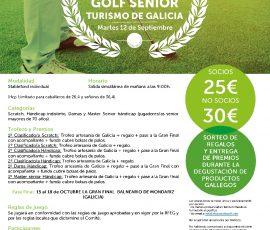 VII CIRCUITO DE GOLF SENIOR - TURISMO DE GALICIA