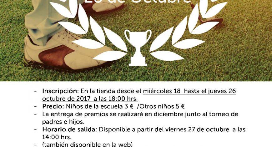 II TORNEO ESCUELA 28 OCTUBRE (1)