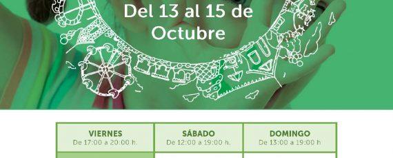 LUDOTECA 13-15 OCTUBRE