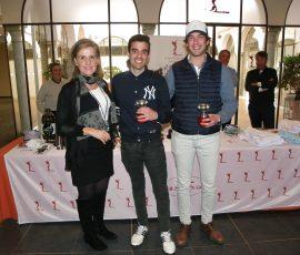 2ª Pareja Clasificada Club Zaudin Golf. D. Pablo Álvarez y D. Álvaro Romero