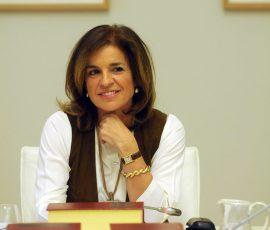 Ana Botella, presidenta ejecutiva de Fundación Integra