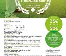 II Torneo CIUDAD DE TOMARES Y CLUB ZAUDIN 2018