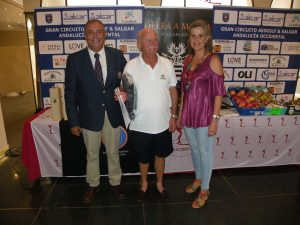 2º Clasificado 1ª Categoría D. Juan Pedroso