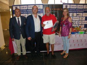 2º Clasificado de 2ª Categoría D. Rafael Pérez