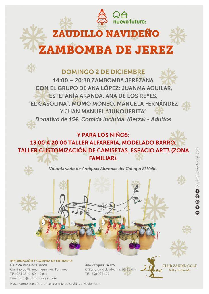 Zaudillo Zambomba