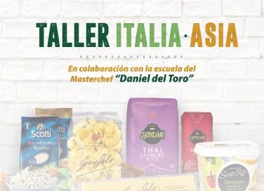 Taller de Cocina Italia-Asia
