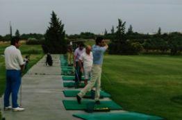 golfistas españoles
