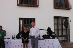 2º Clasificado de 1ª Categoría D. José Luis Algarín