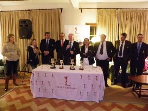 Presentación de la Copa Guadalquivir